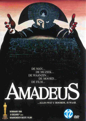 Amadeus / dir. by Milos Forman ; screenplay and original stage play by Peter Shaffer