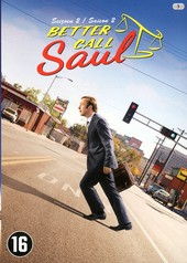 Better call Saul. Seizoen 2 / created by Vince Gilligan and Peter Gould
