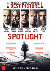 Spotlight / directed by Tom McCarthy ; written by Tom McCarthy [e.a.]