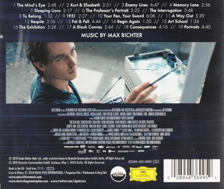 Never look away : original motion picture soundtrack
