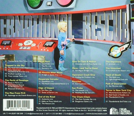 Thunderbirds : original television soundtrack