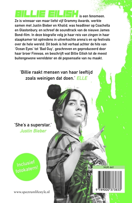Billie Eilish : van E-girl tot idool