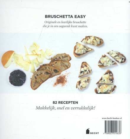 Bruschetta easy