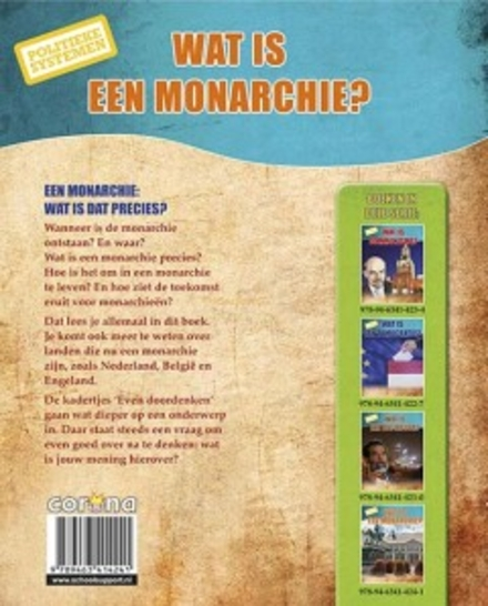 Wat is een monarchie?