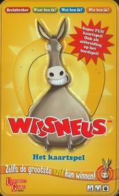 Wijsneus : zelfs de grootste ezel kan winnen!
