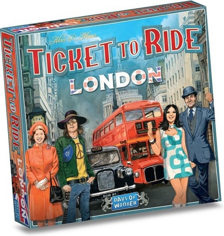 Ticket to ride. London