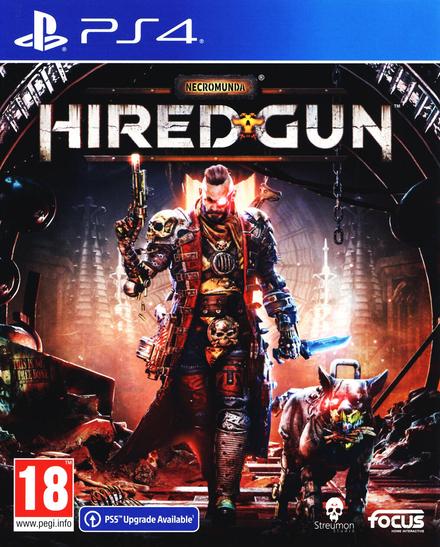 Necromunda : Hired Gun. Playstation 4