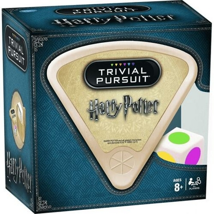 Harry Potter Trivial Pursuit : reiseditie