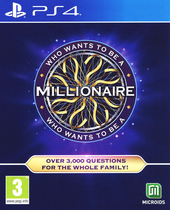 Who wants to be a millionaire. Playstation 4