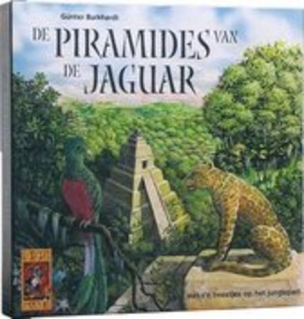 De piramides van de jaguar : Met z'n tweetjes op het junglepad