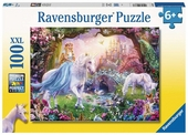 Ravensburger XXL Puzzle : Magische eenhoorns