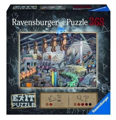 Ravensburger Exit Puzzle - In de Speelgoedfabriek (368)