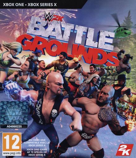 W2K Battle Grounds. XBOXONE