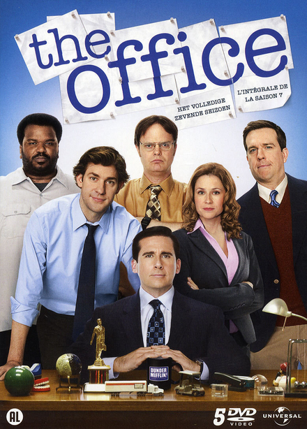 The office. Het volledige zevende seizoen
