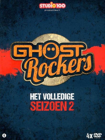 Ghost Rockers. Het volledige seizoen 2