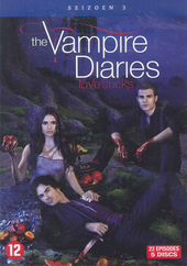 The vampire diaries : love sucks. Seizoen 3