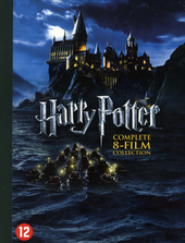 Harry Potter : complete 8-film collection