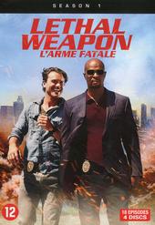 Lethal weapon. Season 1