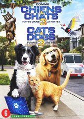 Cats & dogs 3 : paws unite