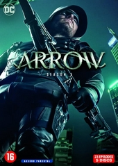 Arrow. Seizoen 5