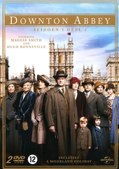 Downton Abbey. Seizoen 5, Deel 2