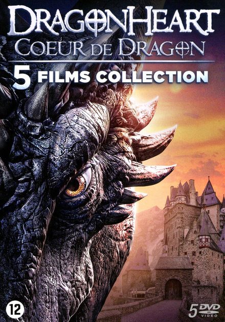 Dragonheart: 5 films collection