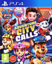 Adventure City Calls. Playstation 4