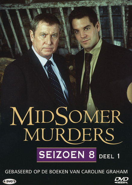 Midsomer murders : seizoen 8, deel 1