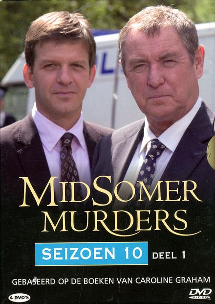 Midsomer murders : seizoen 10, deel 1