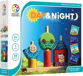 Day & night : build the images set-by-step