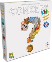 Concept : Kids Dieren