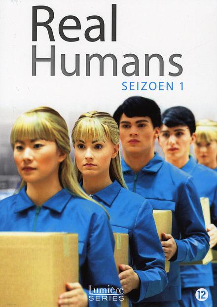 Real humans. Seizoen 1