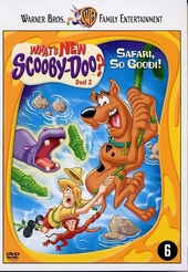 What's new scooby-doo? : Safari, so good!