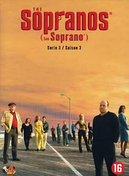 The Sopranos. De complete serie 3