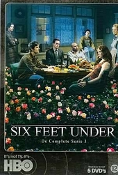 Six feet under. De complete serie 3