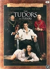 The Tudors. The complete first season
