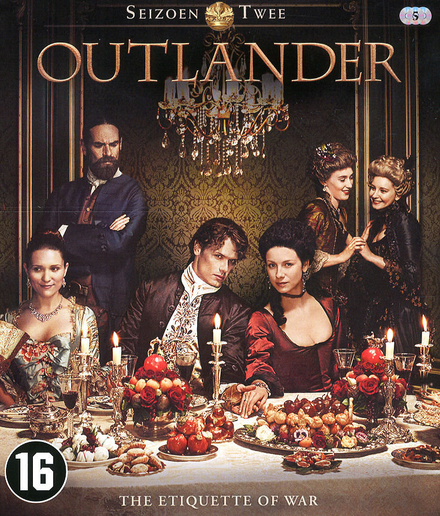 Outlander. Seizoen twee