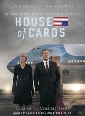 House of cards. Het complete derde seizoen