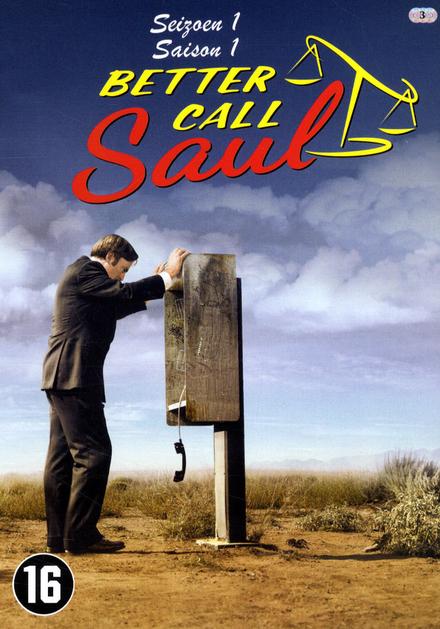 Better call Saul. Seizoen 1