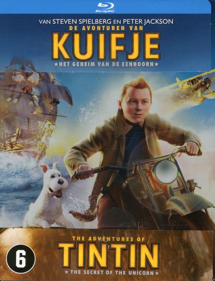 De avonturen van Kuifje : het geheim van de eenhoorn
