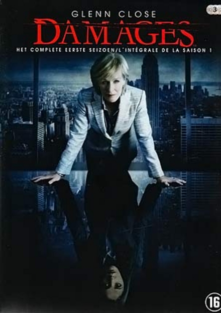 Damages. The complete first season