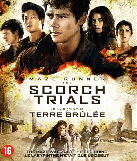 Maze runner : Le labyrinthe : terre brûlée : the scorch trials
