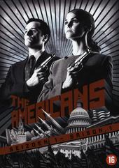 The Americans. Seizoen 1