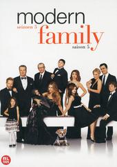 Modern family. Seizoen 5