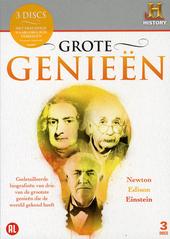 Grote genieën : Newton ; Edison ; Einstein