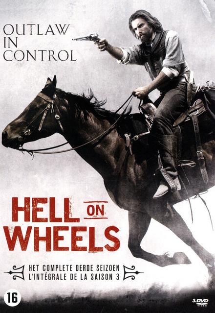 Hell on wheels. Het complete derde seizoen