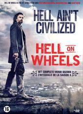 Hell on wheels. Het complete vierde seizoen