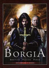 Borgia. Het complete 3de seizoen
