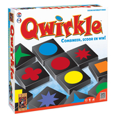 Qwirkle: combineer, scoor en win!