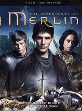 The adventures of Merlin. Serie 4